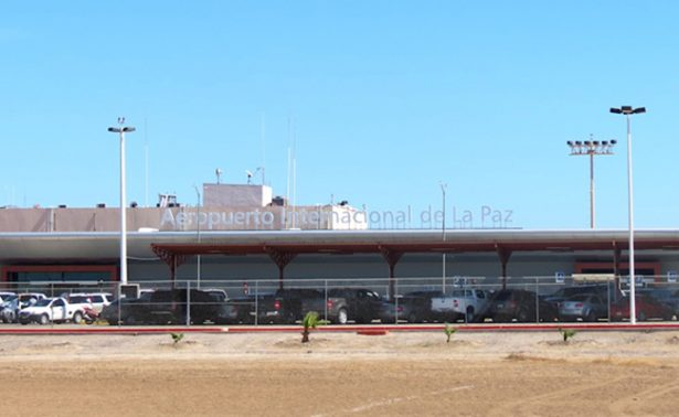 Ampliarán la terminal aérea de La Paz