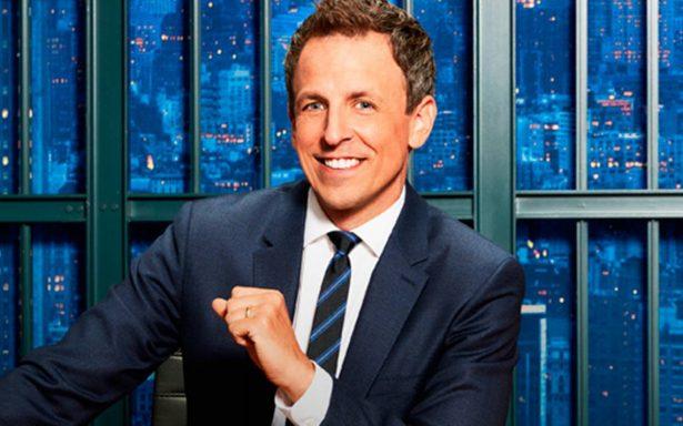 Continúa el humor en los Globos de Oro 2018: Seth Meyers será el anfitrión de la ceremonia