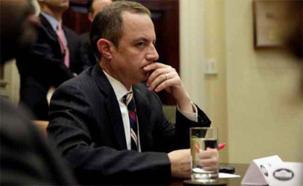 Trump releva a Reince Priebus, jefe de su gabinete, por John Kelly