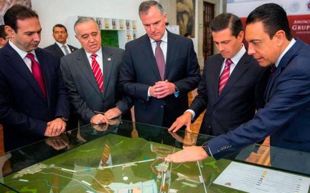 Inversiones en México demuestran que rumbo económico es correcto: Peña Nieto