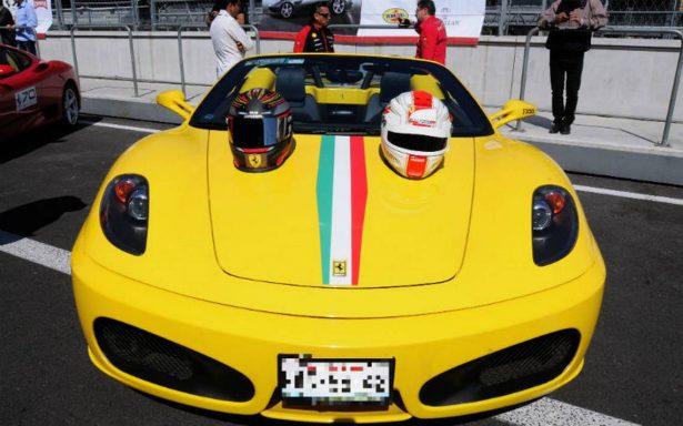 Ferrari-Pennzoil: Aceite purasangre