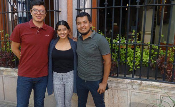 Jóvenes zacatecanos producen biofertilizante a base de nopal