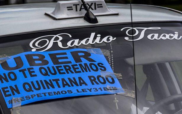 Uber podría retirarse de Cancún tras 'ahorcamiento' gubernamental