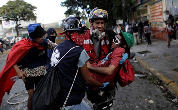 Tres muertos deja la primera jornada de huelga de 48 horas en Venezuela