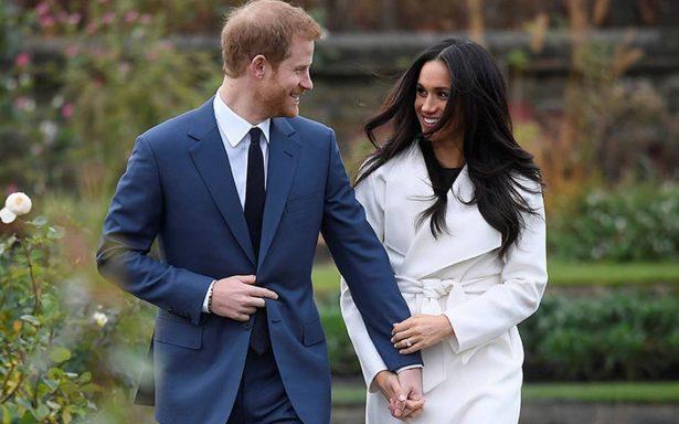 Príncipe Harry y su novia se casarán en mayo en el castillo de Windsor