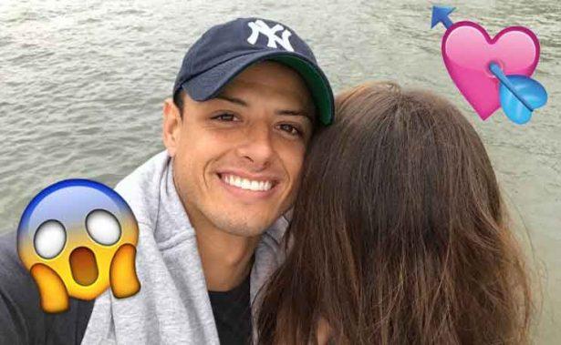 Chicharito presume en Instagram… ¿su nuevo romance?