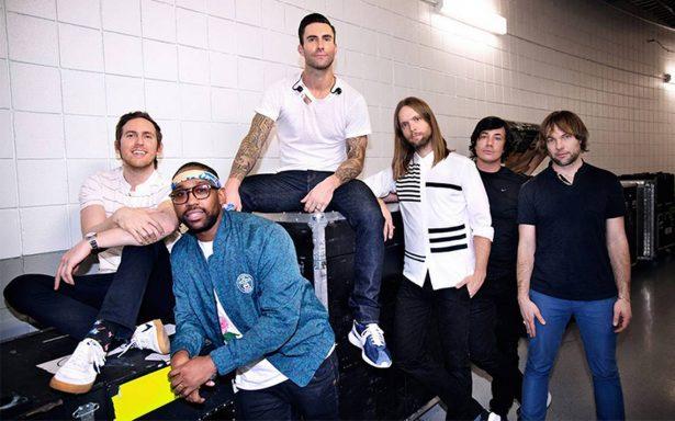 Maroon 5 cancela conciertos por huracán Irma