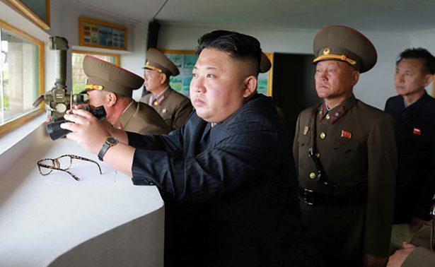 Todo el territorio de EU está al alcance de misiles norcoreanos: Kim Jong-Un