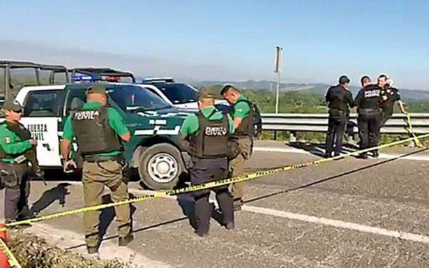 Comando intercepta y ejecuta a contador del SAT en Veracruz