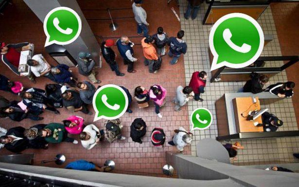 Si cruzas a EU ¿pueden revisar tus conversaciones de Whatsapp?