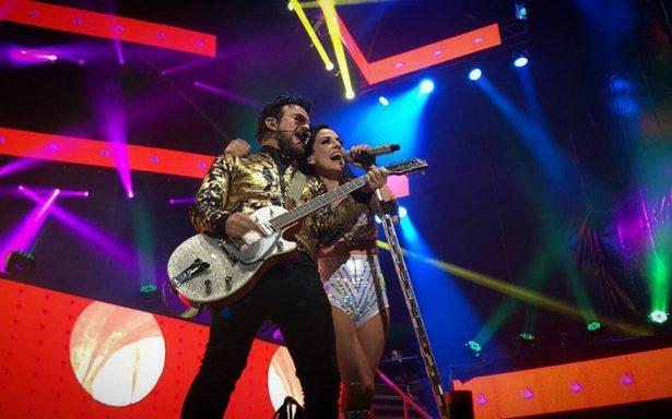 Cuarta presentación de la en la gira 90's pop en la Arena Ciudad de México