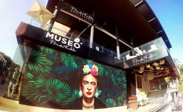 Inauguran museo de Frida Kahlo en Playa del Carmen