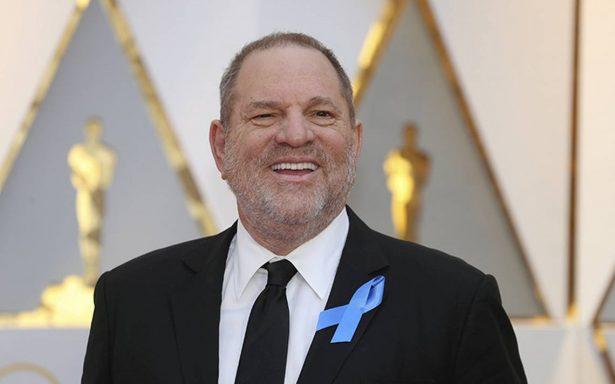 El productor Harvey Weinstein, renunció al Sindicato de Directores de Estados Unidos