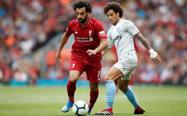 Liverpool golea 4-0 a West Ham United en vuelta de Pellegrini a la Liga Premier