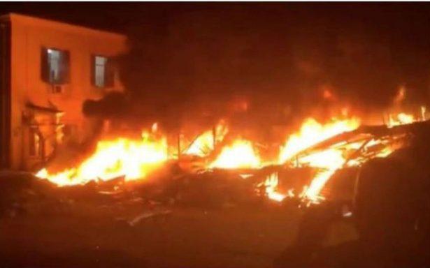 Tres muertos y cuatro heridos por explosión en edificio de Israel