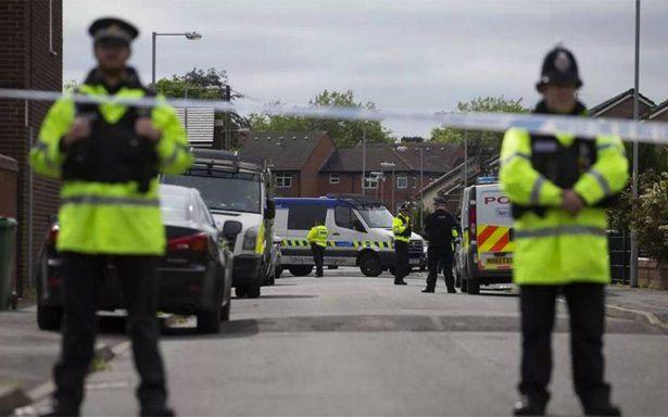 Policía detiene a sospechoso relacionado con atentado al metro en Londres