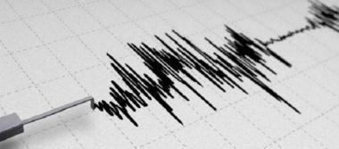 Se registra sismo de magnitud preliminar 4.9 en Rio Grande, Oaxaca