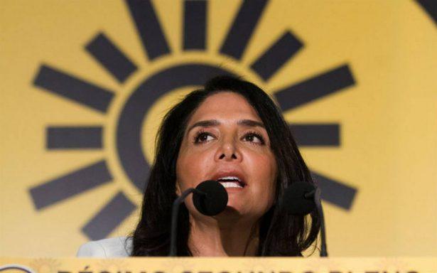 Tribunal Electoral ordena a Barrales dejar presidencia del PRD el 9 de diciembre