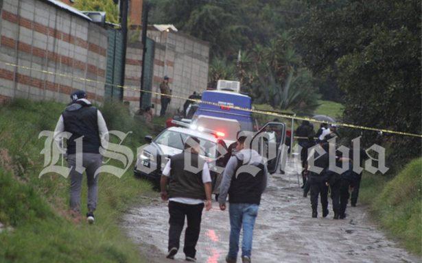 Seguridad Estatal tomará control de la policía municipal en Amozoc