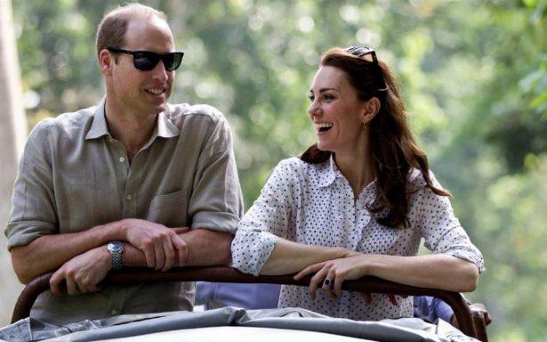 Príncipe William y Kate Middleton esperan ¡su tercer hijo!