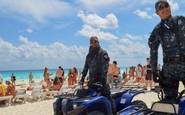 Spring breakers llegan a Cancún con alertas