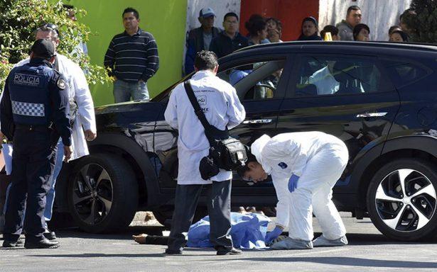 Robo con violencia y homicidios dolosos al alza: Procurador capitalino
