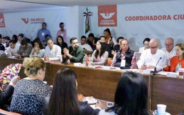 Movimiento Ciudadano también va en coalición con PAN y PRD para Presidencia
