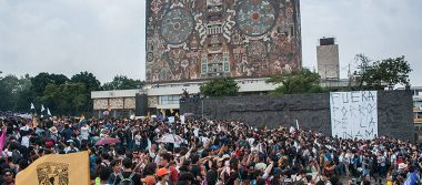 Amieva, dispuesto a crear policía universitaria si UNAM lo pide