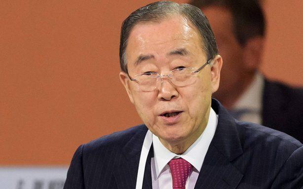 Ban Ki-Moon, ex secretario de la ONU al Comité de Ética del COI