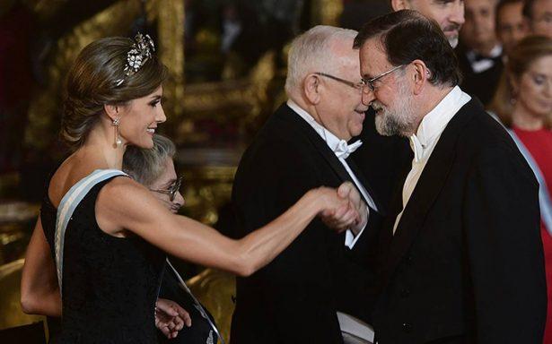 Reina Letizia de España llega a México para asistir a Cumbre contra el cáncer