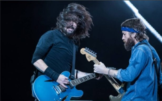 Foo Fighters genera euforia durante la primer noche del Corona Capital