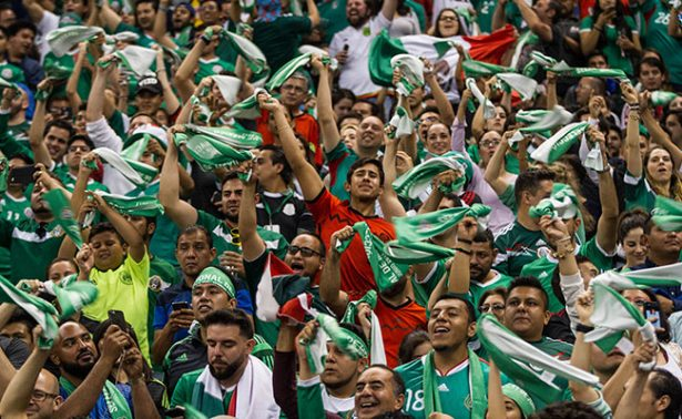 "Por décima vez vuelven a multar a México por el grito ""eh pu…"""