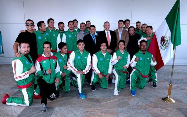 México, segunda presea en el Munidal de Kickboxing