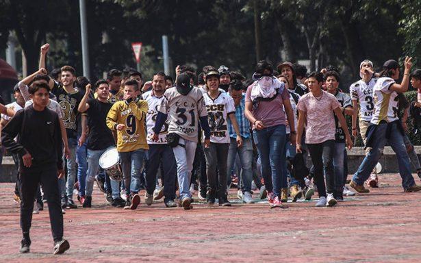 Detienen en Ecatepec a otro presunto porro por agresión a estudiantes
