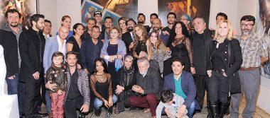 La Galería Oscar Román festejó su 27 aniversario
