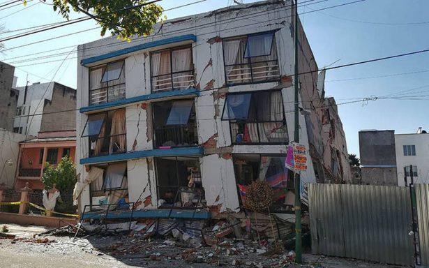 Juez suspende amparo y ordena demoler edificio en Saratoga 714