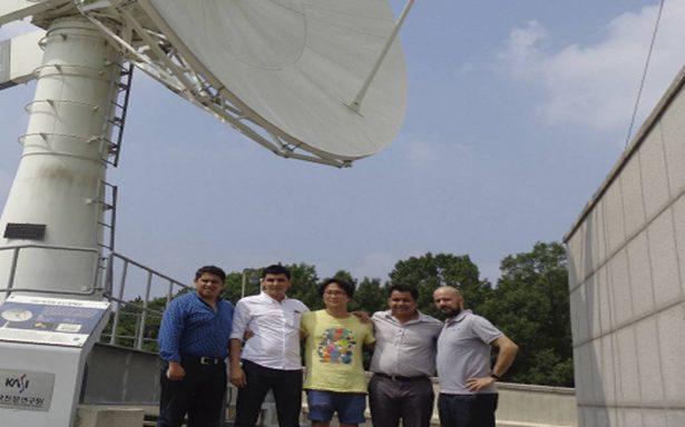 Politécnicos desarrollan satélite en favor del medio ambiente