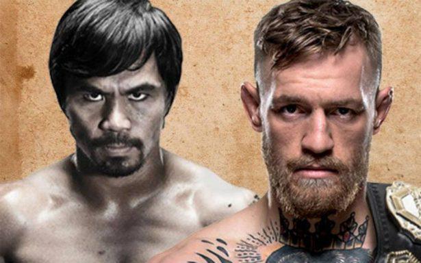 Pacquiao reta a McGregor a 'un verdadero combate de boxeo'