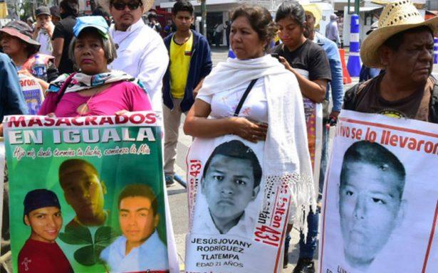 Justicia para los 43 normalistas: Comisión está en manos de la Corte