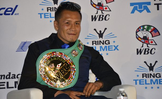 """El boxeador """"Bandido"""" Vargas está de vuelta"""