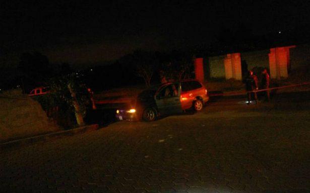Huachicolero herido de gravedad tras enfrentamiento con policías
