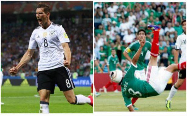 Alemania trollea a México, pero el que ríe al último ríe mejor