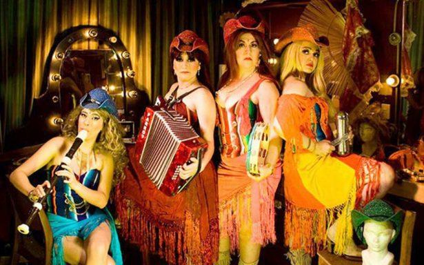 El show de cabaret  Las Reinas Chulas celebran 20 años