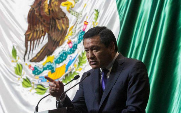 Confirma Osorio Chong: yo no soy el candidato
