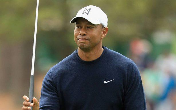 El golfista Tiger Woods es el principal favorito para ganar el Masters de Augusta
