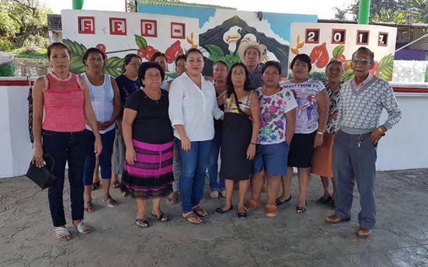 Damnificados por el sismo del 7 de septiembre piden apoyos