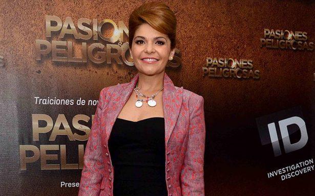 Itatí Cantoral asegura que el divorcio no perjudica su salud