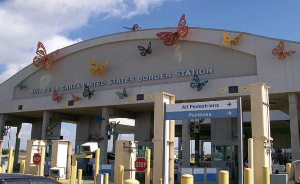 México abre segundo paso peatonal fronterizo entre Tijuana y San Ysidro