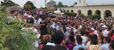 Entregarán tarjetas para reconstruir casas de Oaxaca y Chiapas
