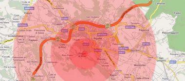 Sacuden serie de sismos a Italia, el mayor de 5.3 grados